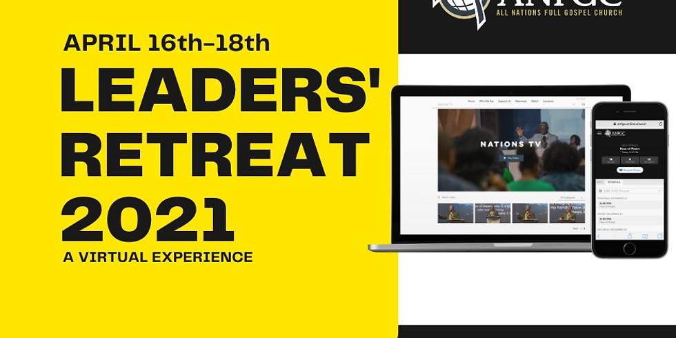 Leaders' Retreat 2021