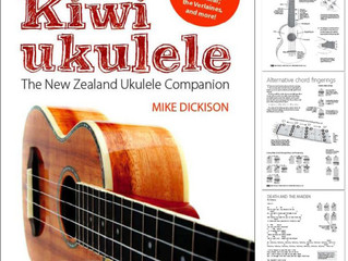 好想買的書Kiwi Ukulele
