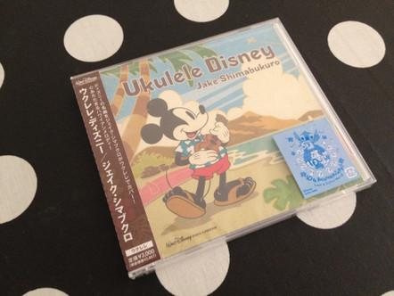 Ukelele Disney 入手