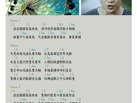幸福摩天輪-陳奕迅