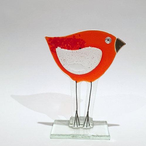Ptaszek mały czerwony