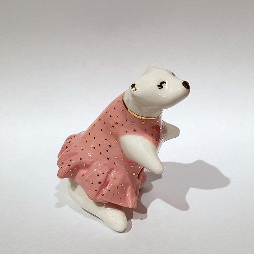 Niedźwiadek baletnica