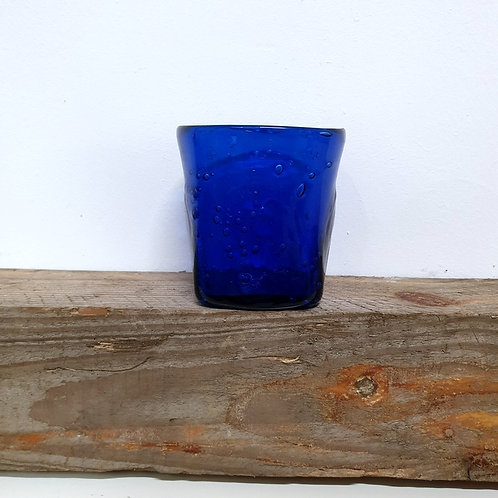 Szklanka kobaltowa