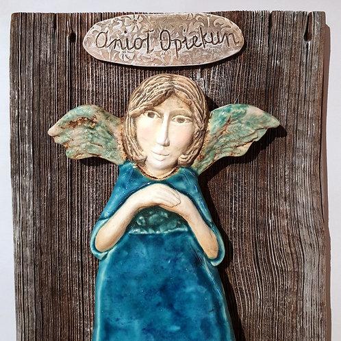 Anioł opiekun na desce