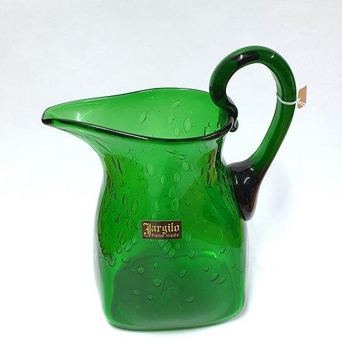 Dzbanek butelkowa zieleń