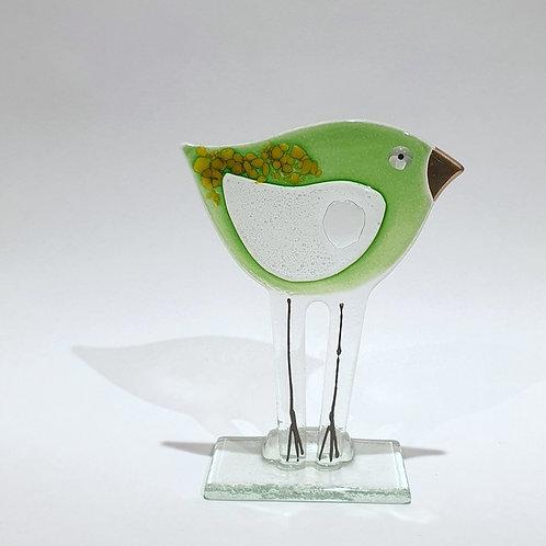 Ptaszek mały zielony