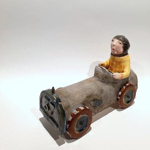 Kierowca rajdowca