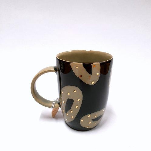 Kubeczek ziarnko kawy mały