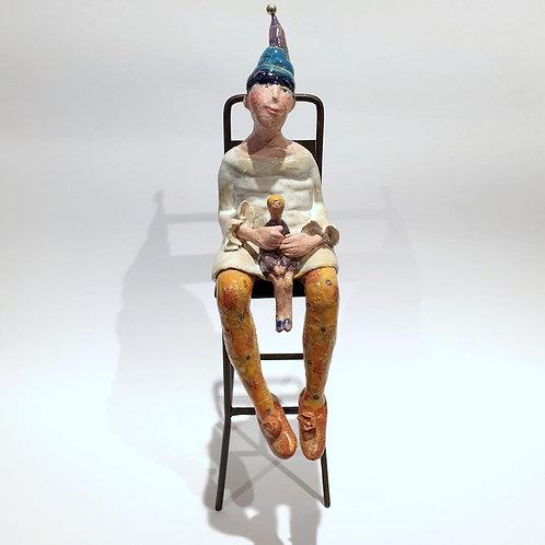 Na krzesełku