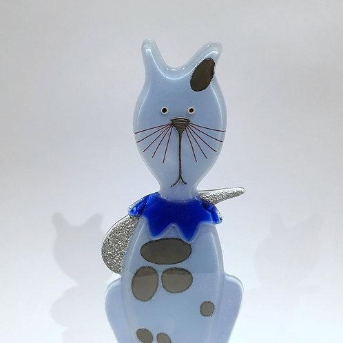 Kot Emil - błękitny