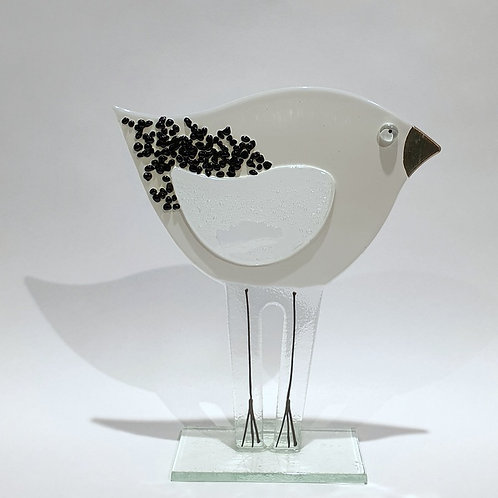 Ptaszek duży biały