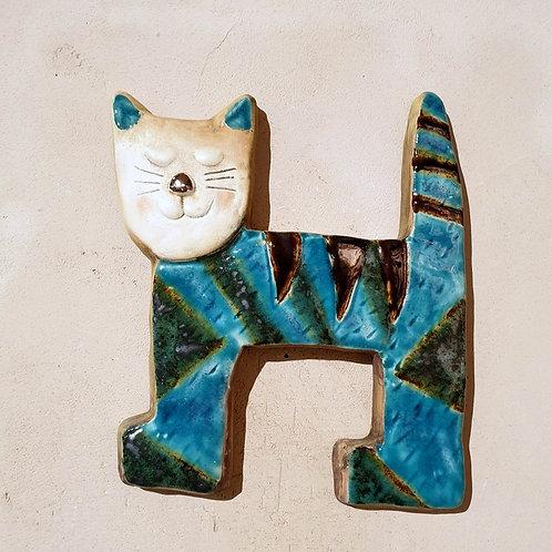 Kot kwadrat niebieski2