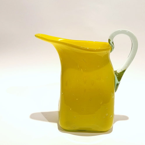 Dzbanek żółty