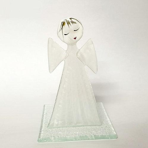Aniołek malowany tealight6