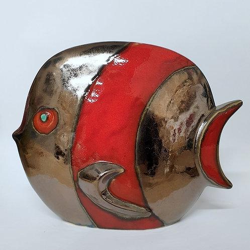 Ryba z paskiem średnia