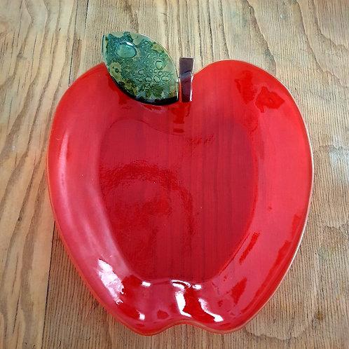 Jabłko duże czerwone