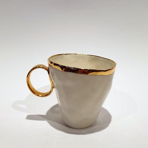 Kubek porcelanowy M