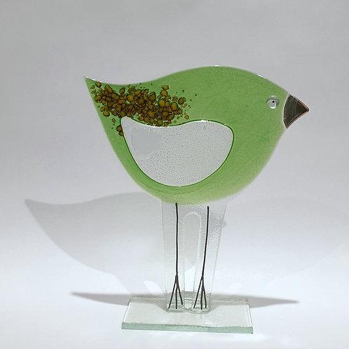 Ptaszek duży zielony