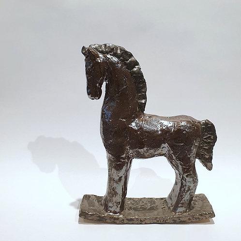 Rzeźba ceramiczna - koń