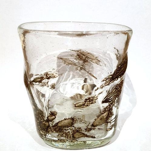 Szklanka przezroczysta zdobiona4