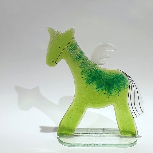 Pegaz zielony