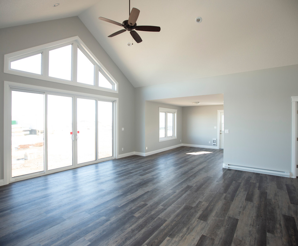 Open Concept with Flex Room