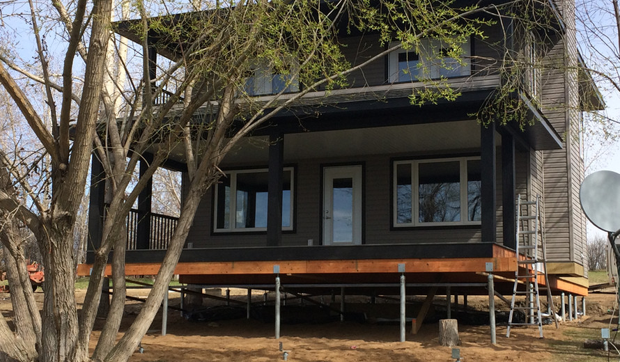 Two-Storey Cabin
