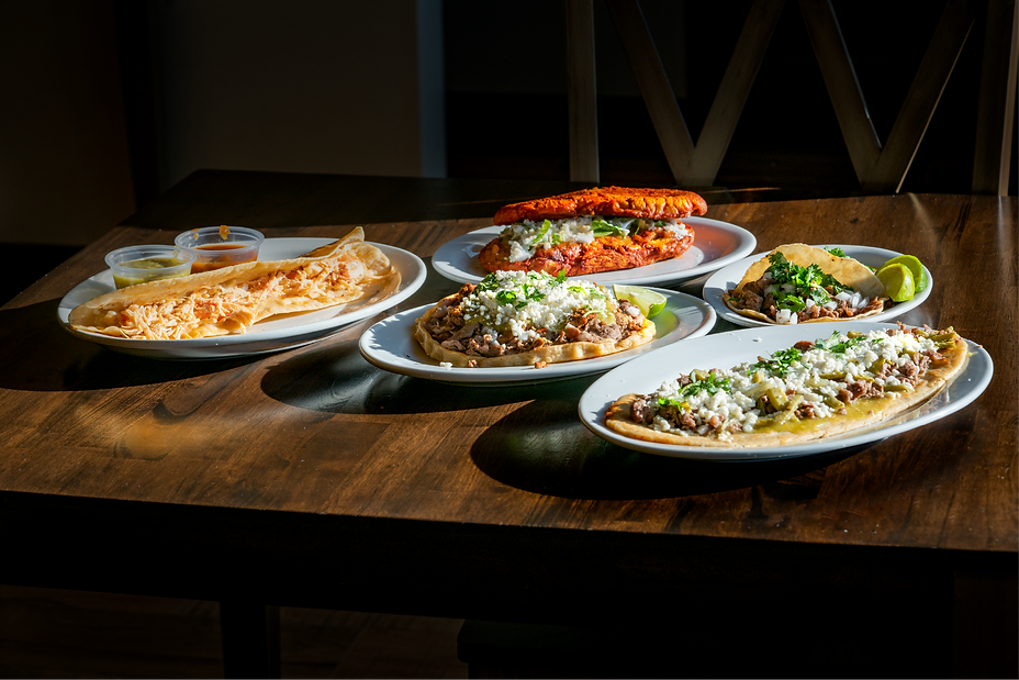 Mexican Street Food, Mexico City Style Cuisine, La Garnacha, Herriman, Riverton, South Jordan, Mexico City