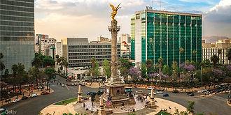 Mexico City, Angel de la Independencia, CDMX, Herriman Utah