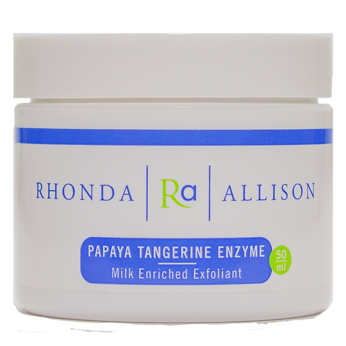 Papaya Tangerine Enzyme Mask