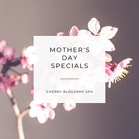 Mother's Day Specials cherry blossoms.pn