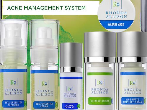 Acne Management System