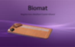 Biomat,far infared,negative ions