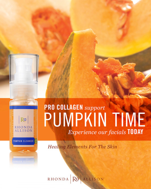 Pumpkin - Skin's Superfood