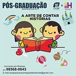 Banner de Pos-graduação a arte de conta