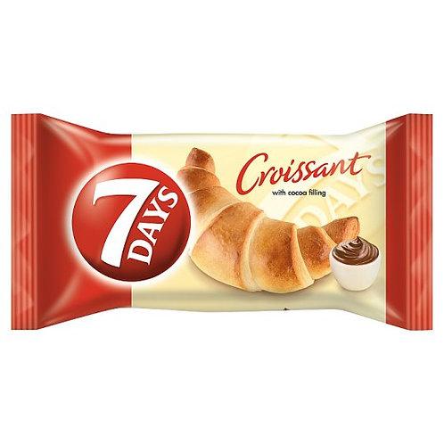 7DAYS Max croissant kakaós 80g.