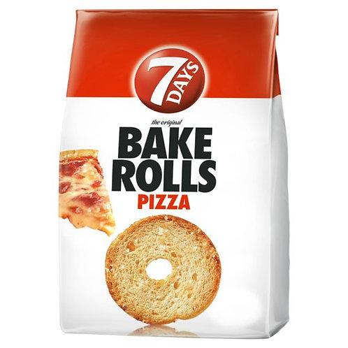Bake Rolls pizza smak 80g.