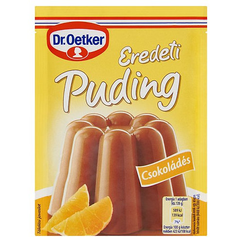 Chokladpudding - 2x40g