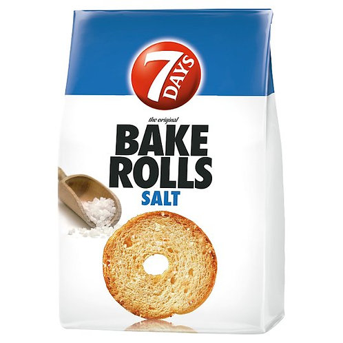 Bake Rolls saltad 80g.