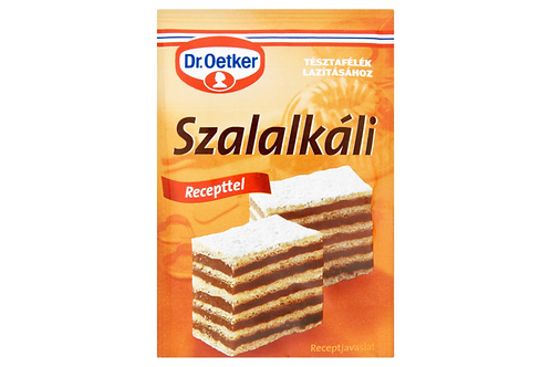 Bakpulver / Dr. Oetker Szalakáli 15g.