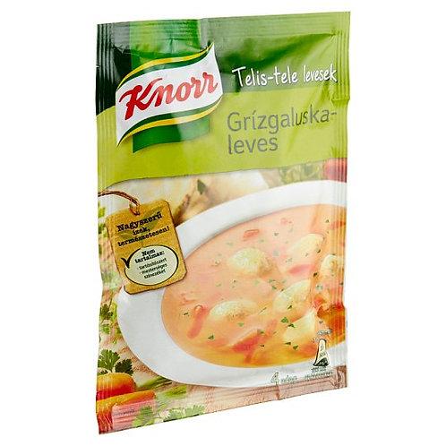 Knorr Mannagryn knödeln soppa 55g.