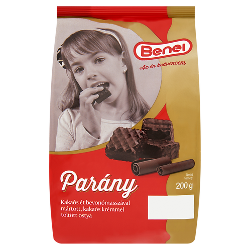 Kexchoklad minirutor / Csokis Parány Benei 200g.