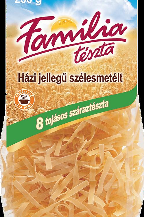 """""""Szélesmetélt"""" Hemgjord pasta 200g."""