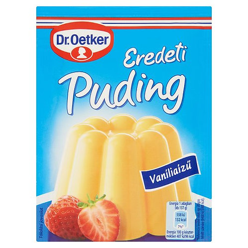 Vaniljpudding - 2x40g