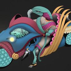 Molecular Cycle  