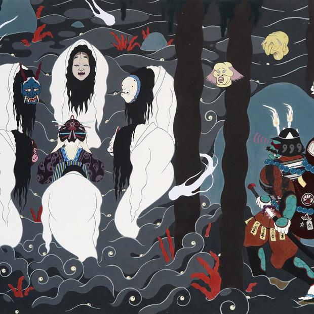 Japanese Ghost Hunt
