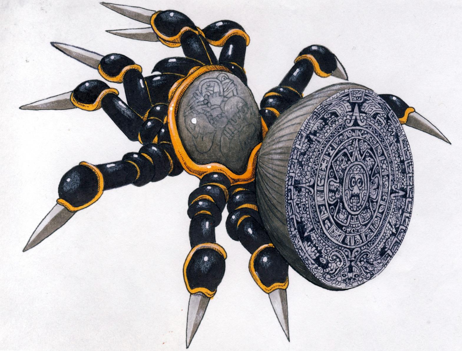 Aztec Spider