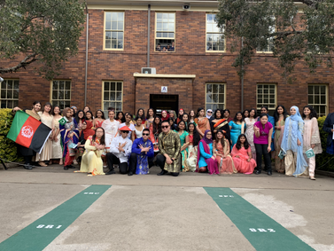 Cultural Catwalk group photo.HEIC