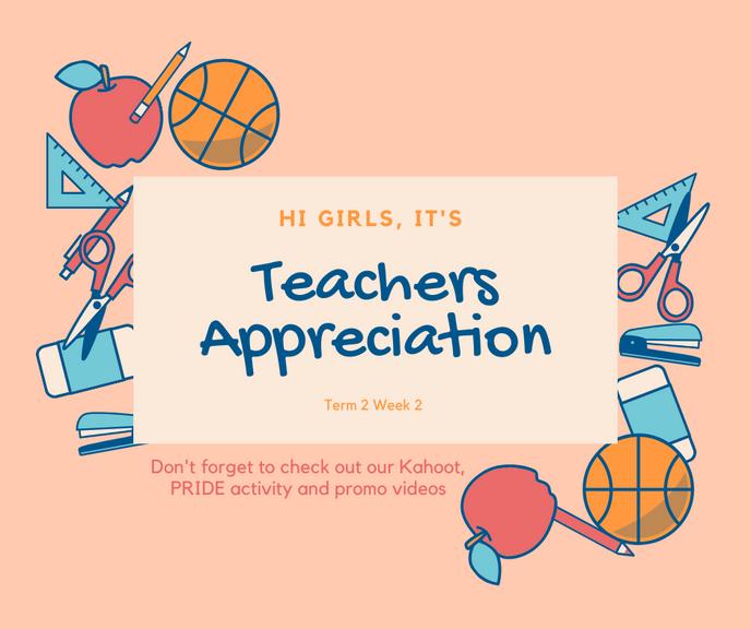 Teachers Appreciation Intro