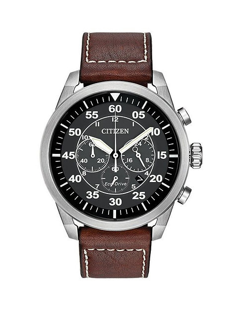 Citizen Eco Drive caballero 60715 cronometro